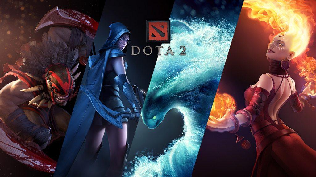 Dota2 esports