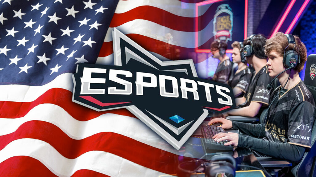 Esports betting sites in US