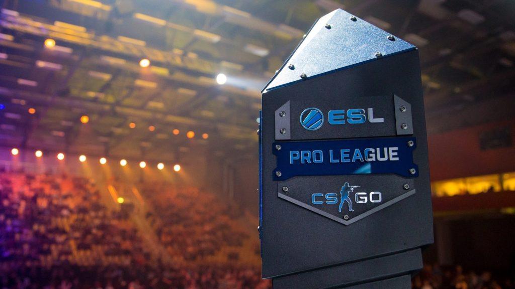CS:GO ESL Pro League season 13