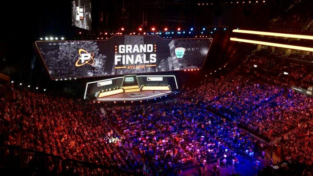 Overwatch League Grand finals 2021