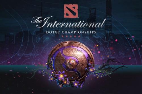 Dota 2 The International 2021