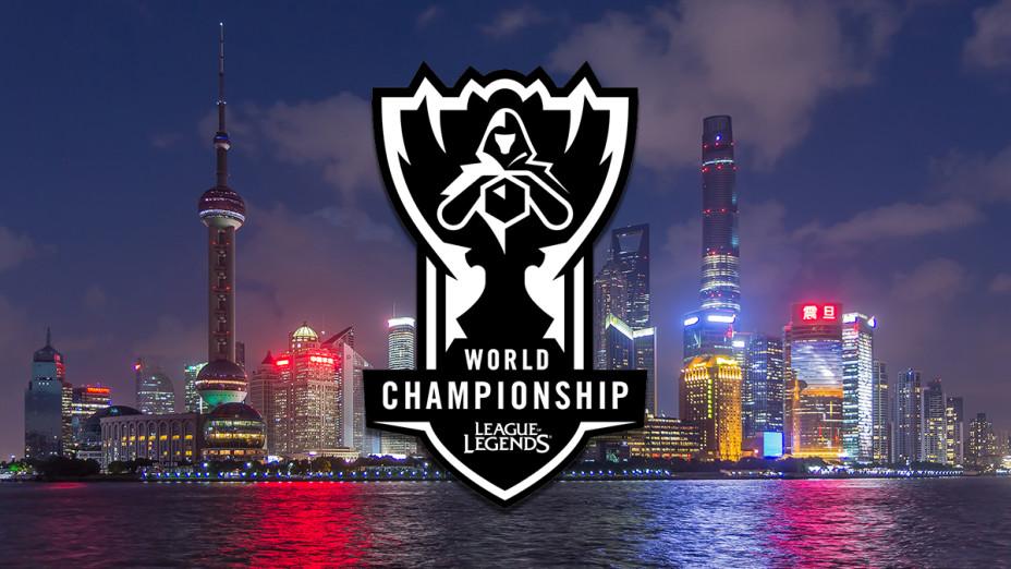 League of Legends Worlds Championship 2021